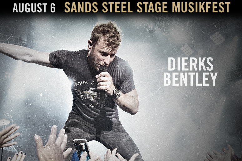 Dierks Bentley Musikfest