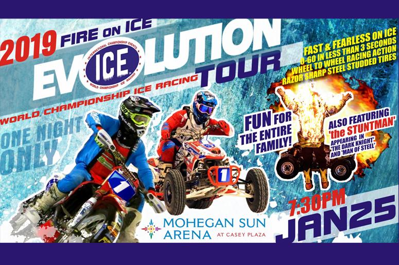 World Championship Ice Racing
