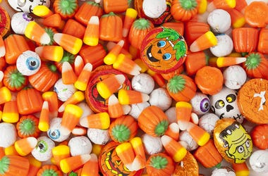 Halloween Candy 2018