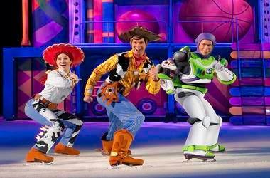 Disney On Ice Worlds of Enchantment