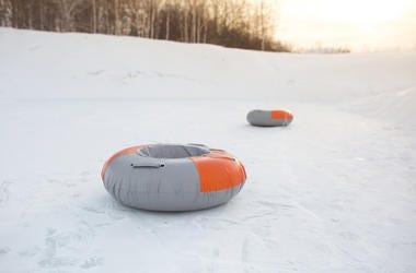 DOC SHOW AUDIO: Doc + Snow tubing = Bad Idea