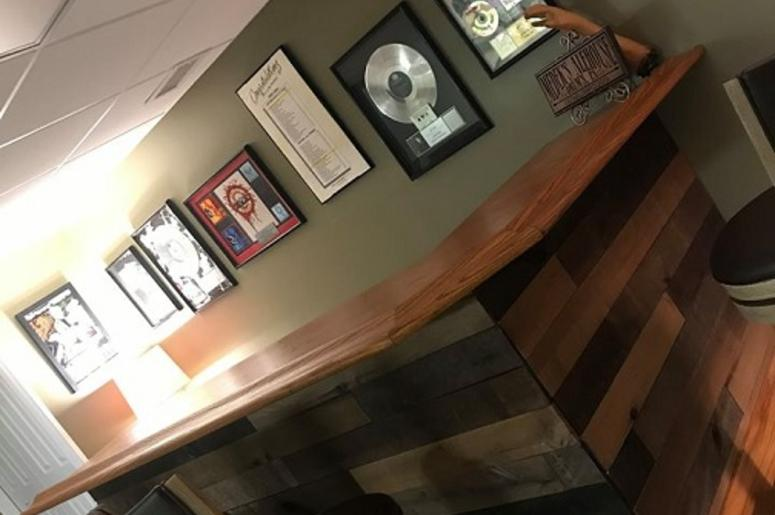 Check out Doc's new bar.