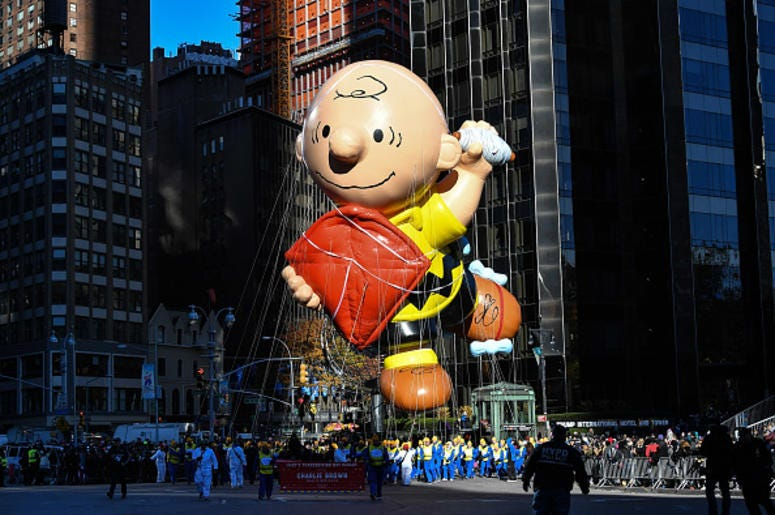 DOC SHOW AUDIO: Charlie Brown is Everywhere