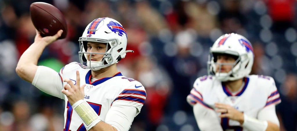 Bills roster in-depth: Quarterbacks