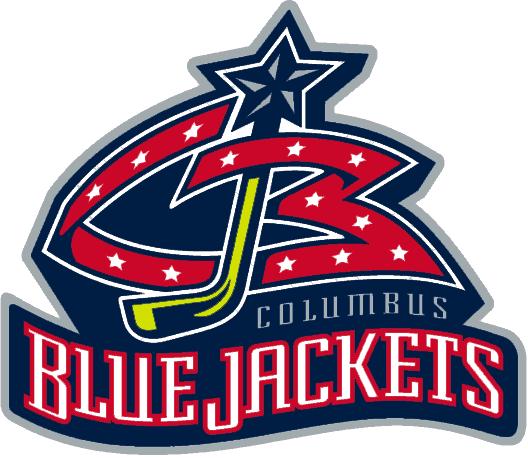 Columbus Blue Jackets retro logo