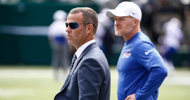 Brandon Beane and Sean McDermott