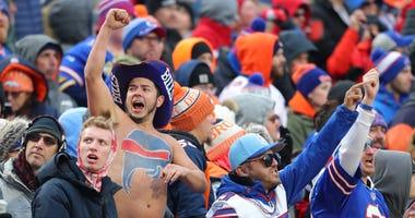 Bills fans`
