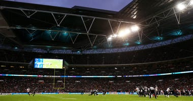 Wemblay Stadium - NFL