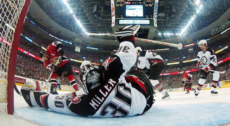 Sabres-Senators 2006