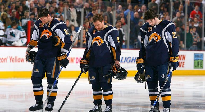 Sabres-Sharks 2009