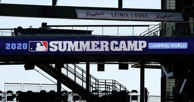 MLB Summer Camp