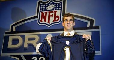 Eli Manning NFL Draft