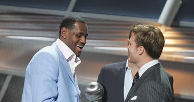 LeBron James and Tom Brady