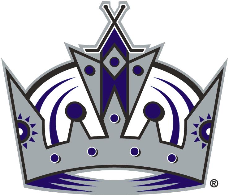 Los Angeles Kings retro logo