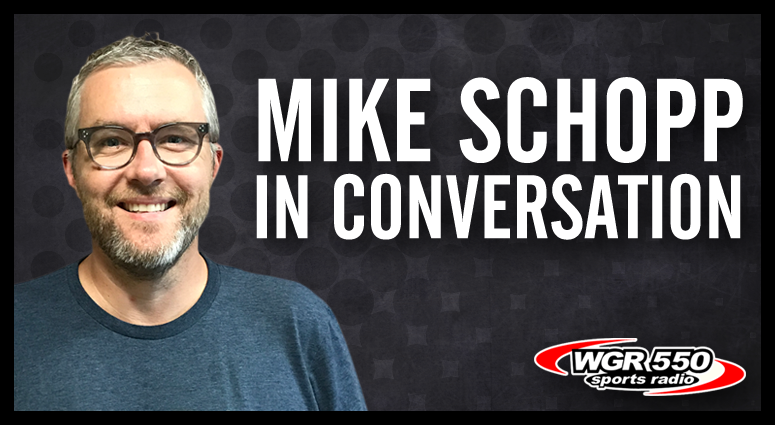 Mike Schopp In Conversation