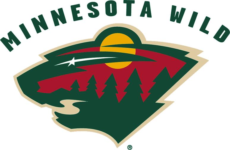Minnesota Wild retro logo