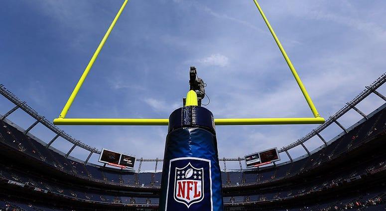 NFL uprights