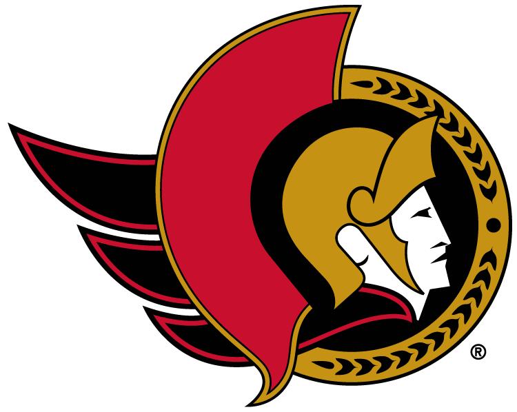 Ottawa Senators retro logo