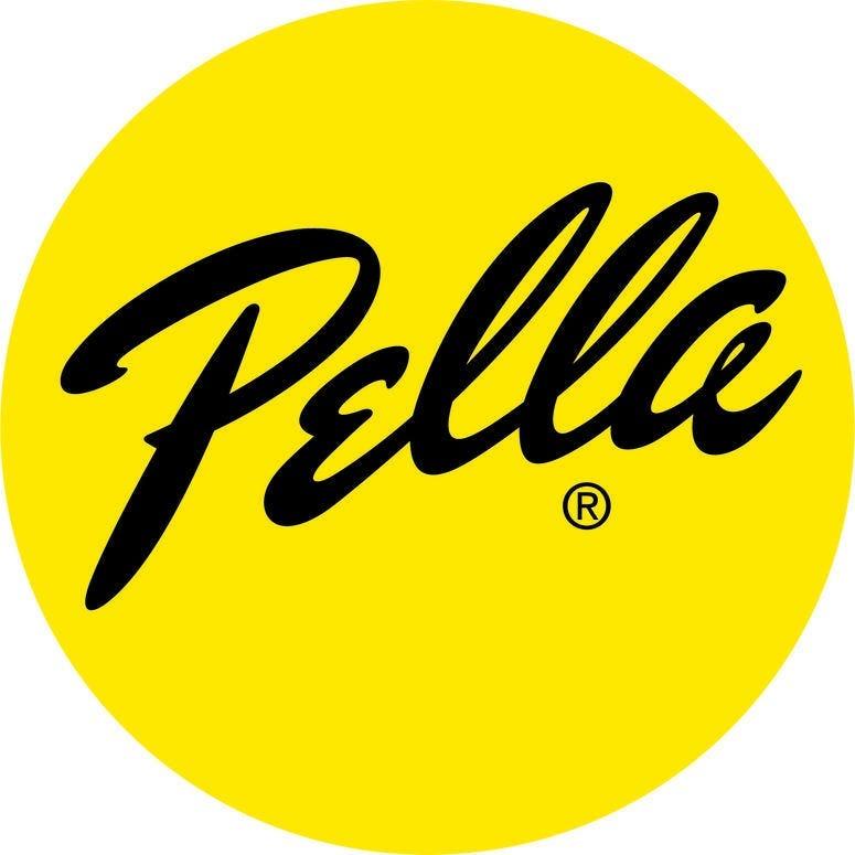 Pella Windows and Doors logo