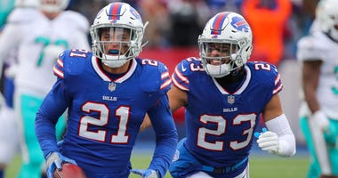 Jordan Poyer and Micah Hyde