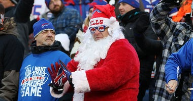 Bills Santa