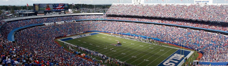 Bills allow season ticket holders to opt out for 2020