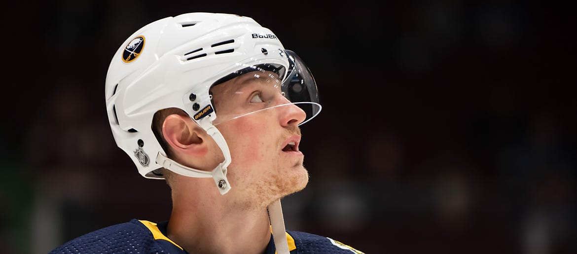 So you want to trade for Jack Eichel? Good luck with that