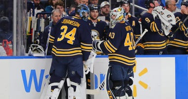 Jonas Johansson and Carter Hutton