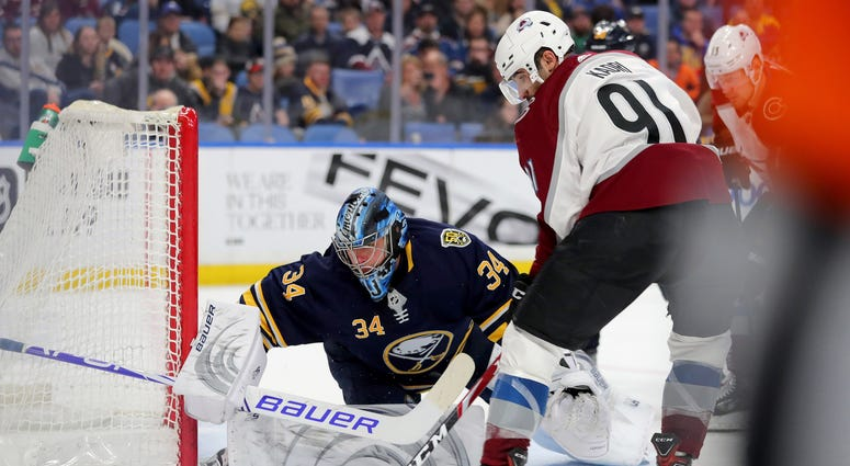 Sabres-Avalanche