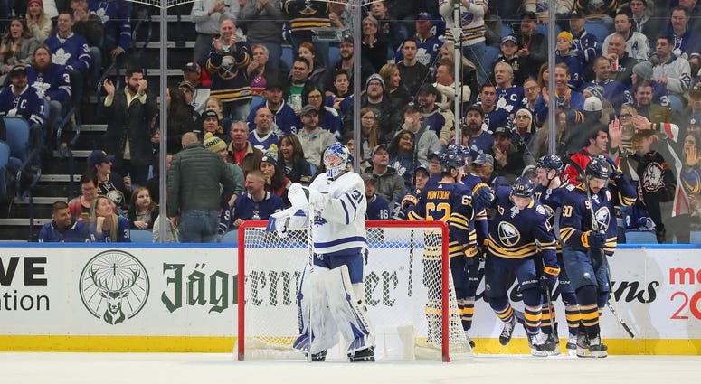 Sabres-Maple Leafs