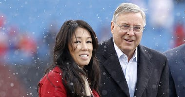 Kim and Terry Pegula
