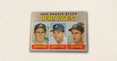 Card of the Day - Braves Rookies