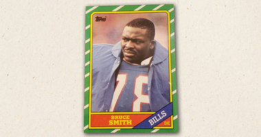 Card of the Day - Bruce Smith