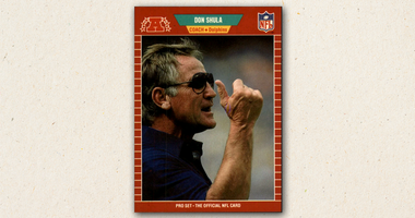 Card of the Day - Don Shula