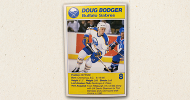 Card of the Day - Doug Bodger