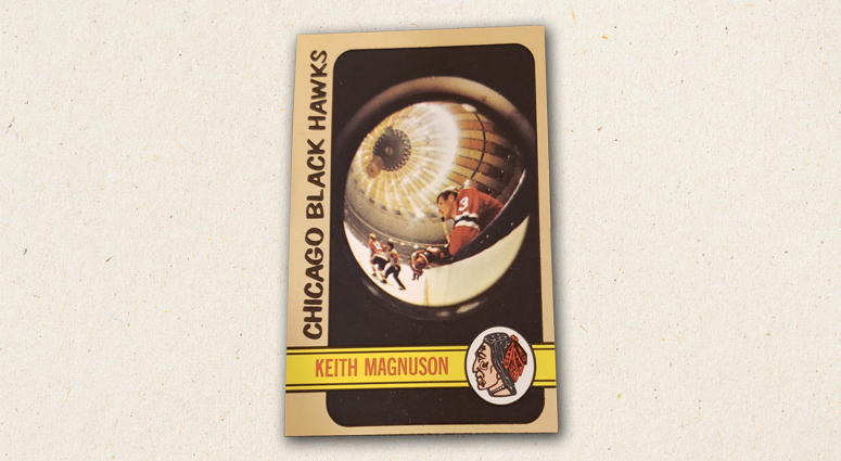 Card of the Day - Keith Magnuson