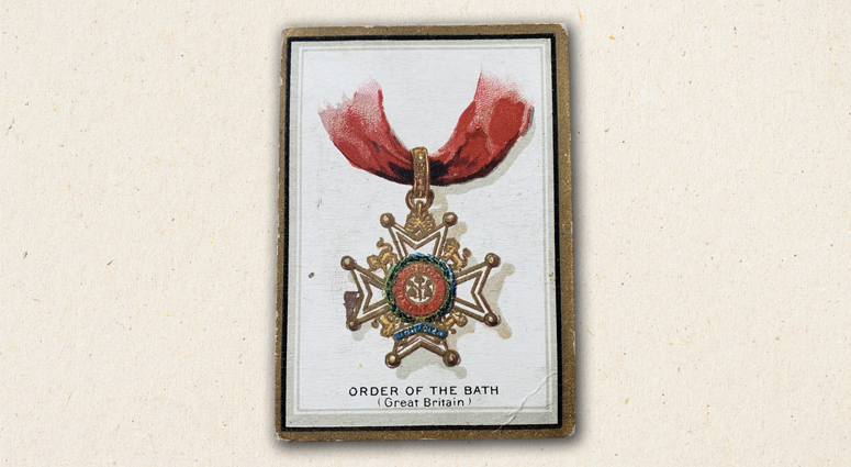 Card of the Day - Order of the Bath
