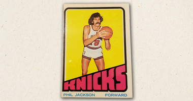 Card of the Day - Phil Jackson