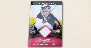 Ryan Miller card