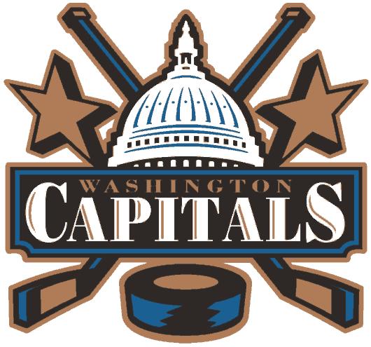 Washington Capitals retro logo