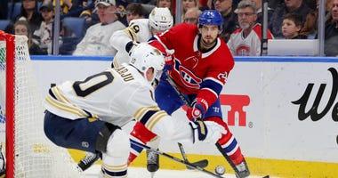 Sabres-Canadiens