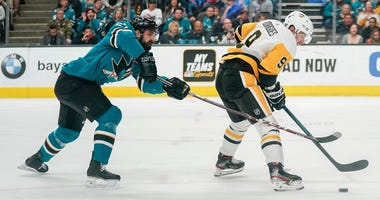 Sharks-Penguins