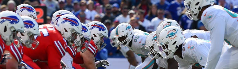What to watch for: Bills-Dolphins