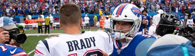 Bills will play at New England on Saturday, December 21
