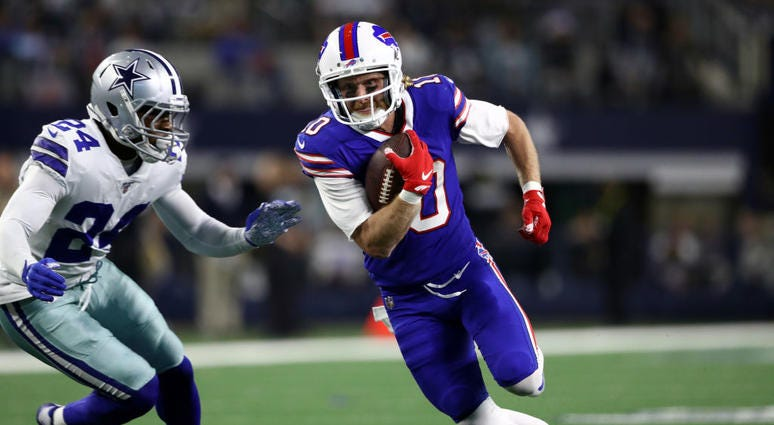 State of the Bills: Wide receiver
