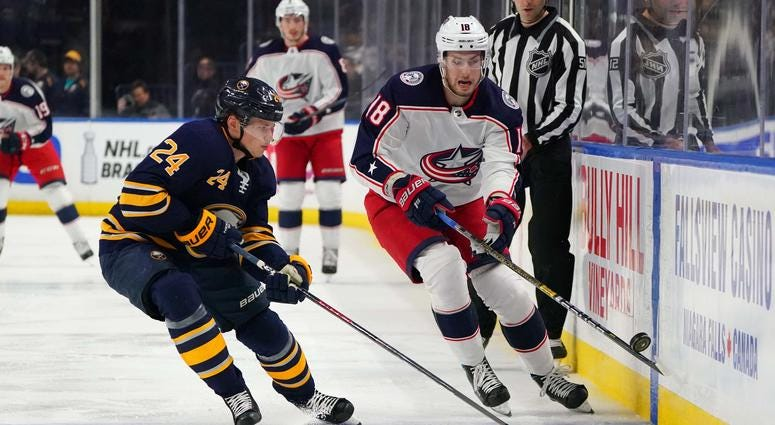 Gameday: Blue Jackets even the score at 1-1 in the third period