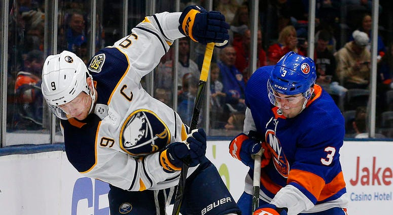Sabres fight until the end, fall 3-2 to Islanders in OT