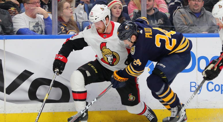 Sabres fall flat on home ice, lose 5-2 to Senators