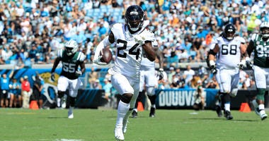 Bills sign running back T.J. Yeldon
