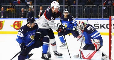 Sabres' Eichel is going to the World Championship